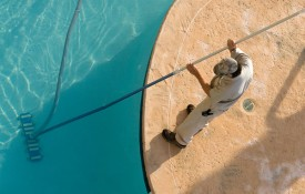 Swimming Pool Cleaning Service Henderson