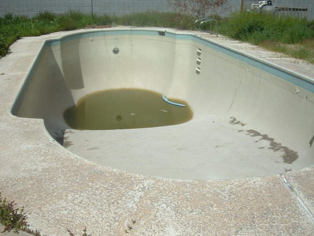 When Does A Pool Need To Be Drained And Refilled
