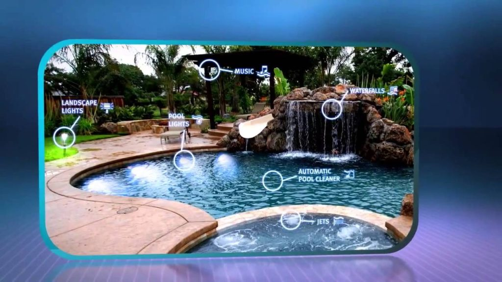 Swimming pool automation. | Henderson - Las Vegas Swimming ...